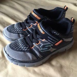 Boys Sketchers Shoes Sneakers Running 1